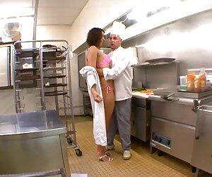 Brown cara berhubungan intim yg hot Alex Harper punya pantat menggedor