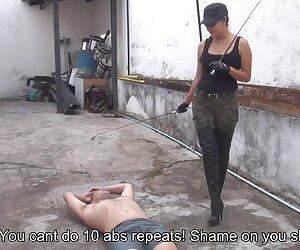 Dalam drama, sebagai cara berhubungan intim yang hot istri pertunjukannya, menari video